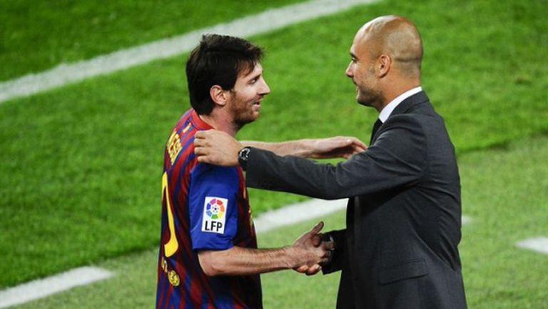 Гуардиола: Моето желание е Меси да остане в Барселона