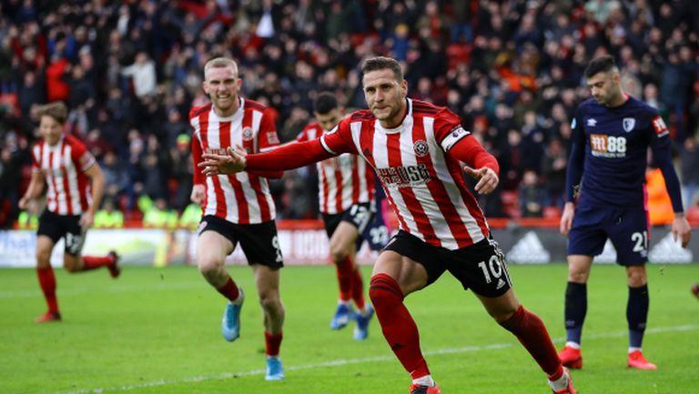Обрат доближи Шефилд Юнайтед на две точки от четвъртото място (видео)