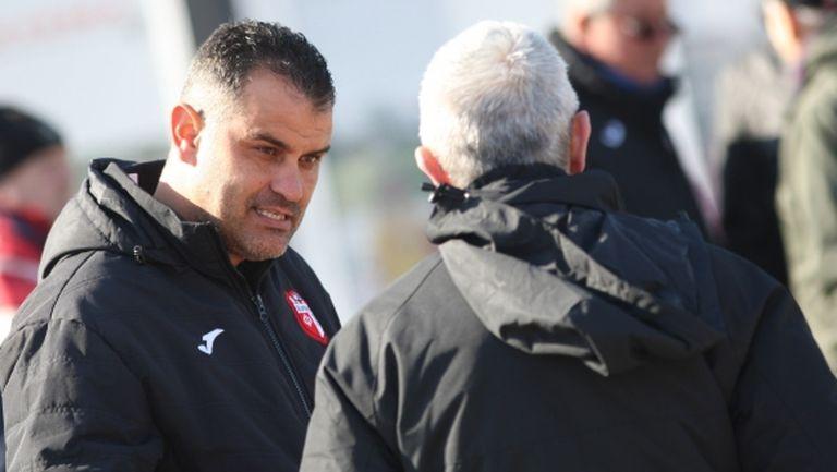 Треньорът на Кариана: Ще изглеждаме по друг начин след две седмици