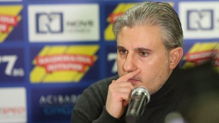 Павел Колев за мача с ЦСКА-София: Продадени са около 6000 билета, което е и много, и малко