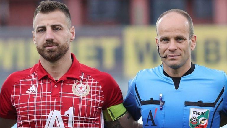 Бодуров дебютира за новия си отбор с мач в Багдад