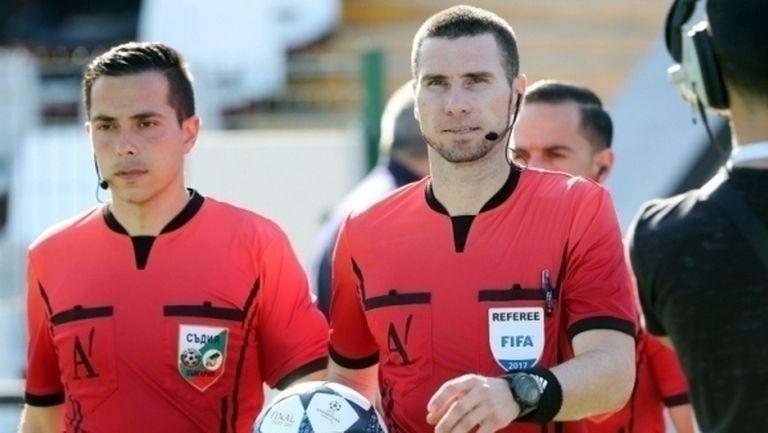 Георги Кабаков е фаворит за съдия на Левски - ЦСКА-София