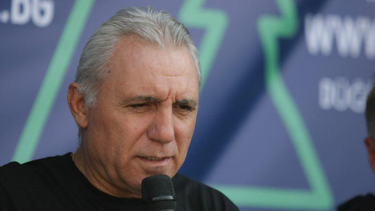 Стоичков предложи важна промяна в работата на ВАР