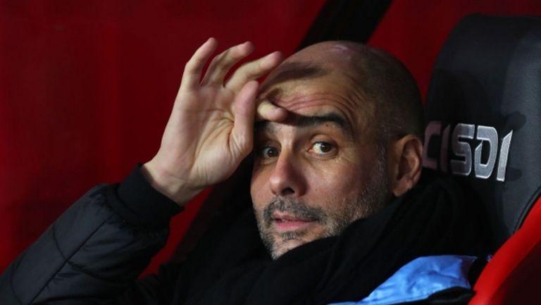 Гуардиола: Не съм най-добрият мениджър, печеля заради играчите, които имам
