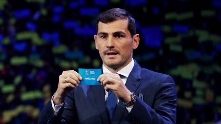 Икер Касийяс ще се кандидатира за президент на Испанската федерация