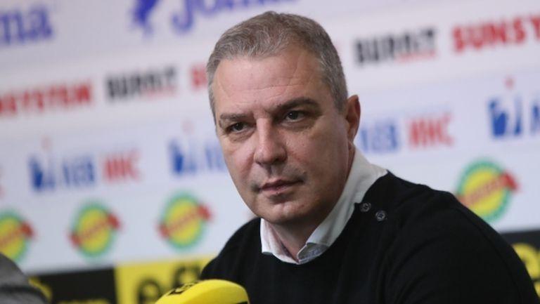 Александър Станков: Българските треньори получават много по-малко доверие от чуждестранните (видео)
