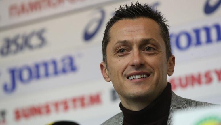 Христо Янев: Няма да забравя шампионския гол срещу Левски, докато съм жив (видео)