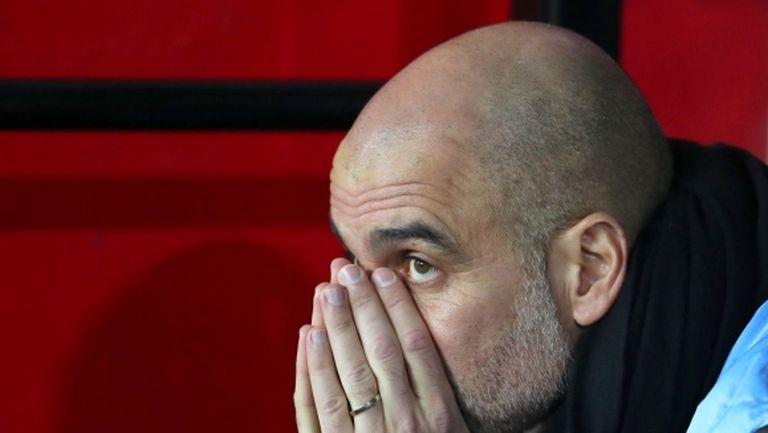 Гуардиола: Ако не отстраним Реал Мадрид, може да ме уволнят