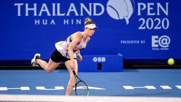 Свитолина отпадна на 1/4-финалите в Хуа Хин