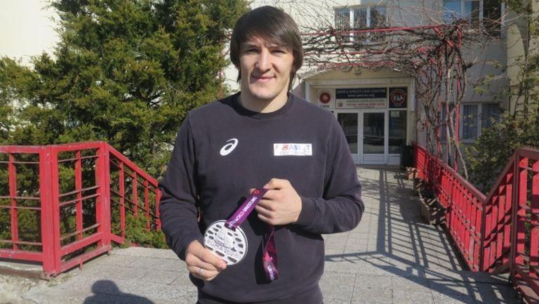 Даниел Александров: Обещавам да се върна с медал, ако отида в Токио