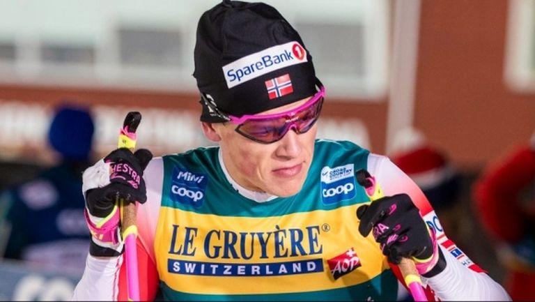 """Норвежки триумф в спринта във """"FIS Ски Тур 2020"""""""