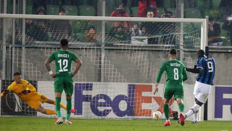 След 53 години Интер записа първа победа в България