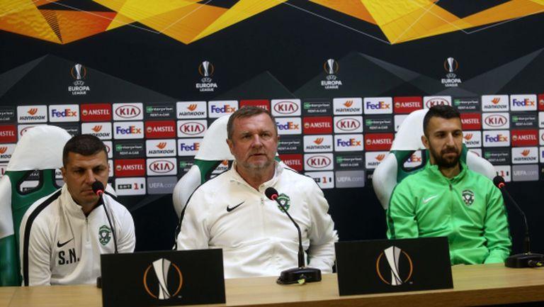Треньор, участвал в Х Фактор, стана преводач на Върба (видео)