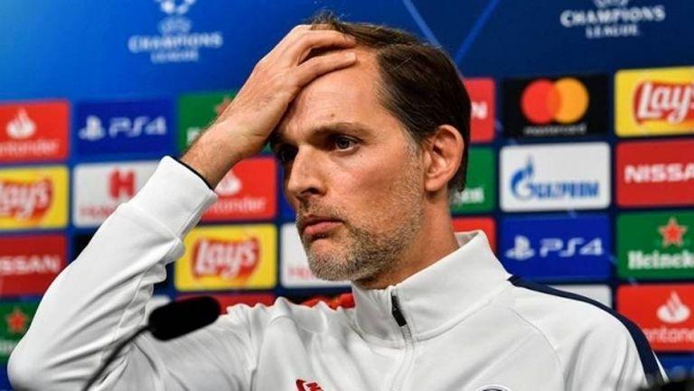 Тухел изненадан от партито на звездите си след загубата в Дортмунд
