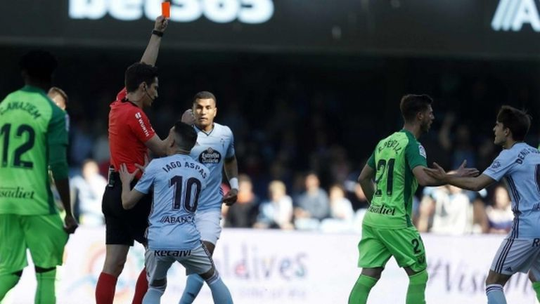 """Яго Аспас зарадва """"Балаидос"""", Селта игра с 10-има повече от час"""