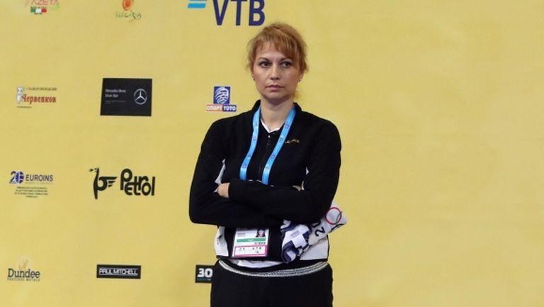 Бранимира Маркова: Предстоят ни няколко състезания от сериите Гран При
