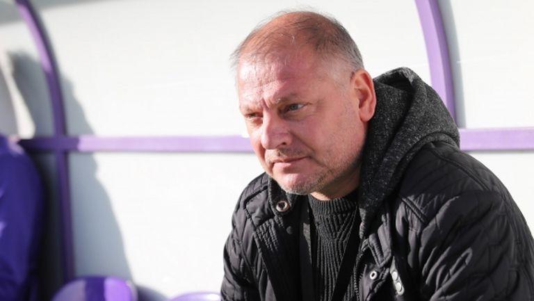 Петко Петков: Мачът се разви според очакванията ни