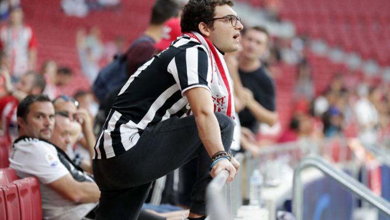 Юве отказва да възстанови парите на тифозите с билети за дербито