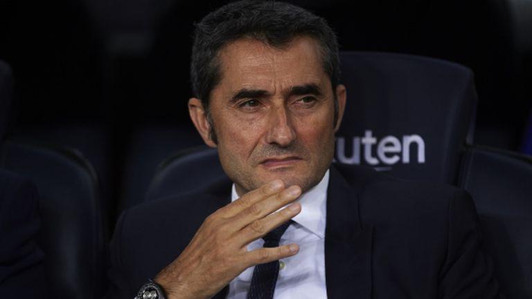 Валверде: Не знаех, че Меси няма гол през сезона