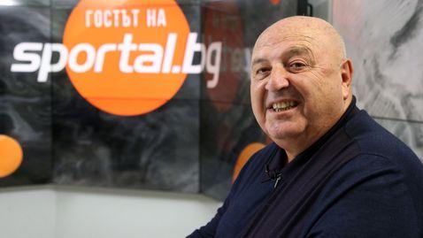 Венци зададе въпрос на Цветомир Найденов и каза: Гонзо да не говори преди Крушарски!