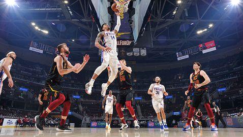 Филаделфия спечели важен мач в НБА
