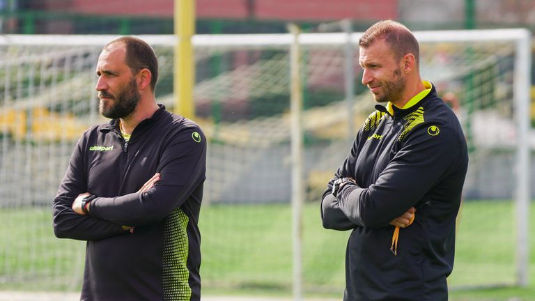От Ботев потвърдиха кой ще изведе отбора срещу Ботев (Враца)