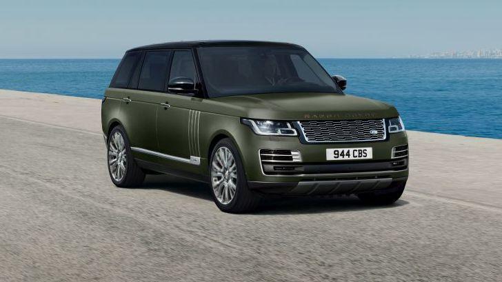 Новият Range Rover по-луксозен от всякога