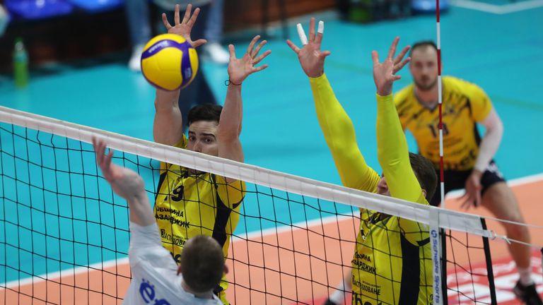 Полуфинал №1 в WINBET плейофите Хебър - Монтана 3:1