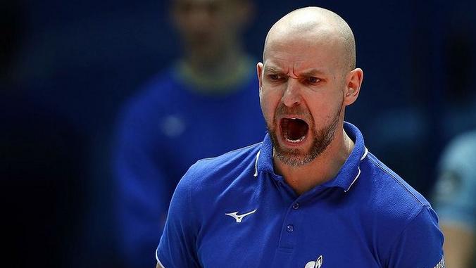 Алексей Вербов е новият старши треньор на Зенит (Казан) 🏐