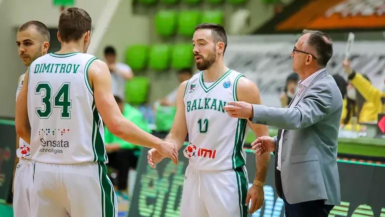 Балкан спечели мач №3 срещу Берое, следва класика с Левски Лукойл