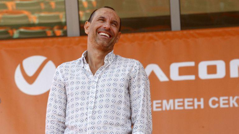 Мартин Петров: Ще се опитам да помагам на Бербатов и да му бъда от полза