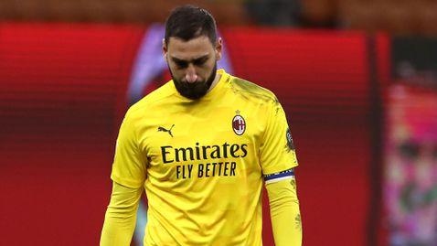 Напрежение в Милан: тифози предупредили Донарума да не играе срещу Юве