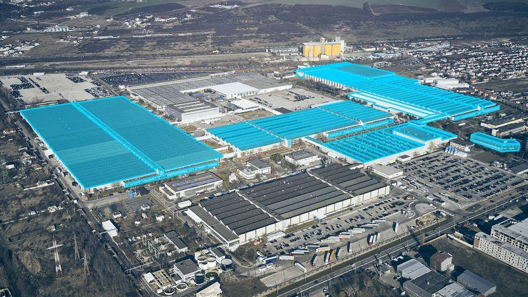 Първият електрически автомобил на Ford ще бъде произвеждан в Румъния