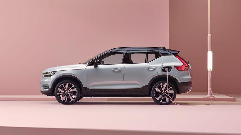 Volvo поставя нов стандарт в автомобилната индустрия