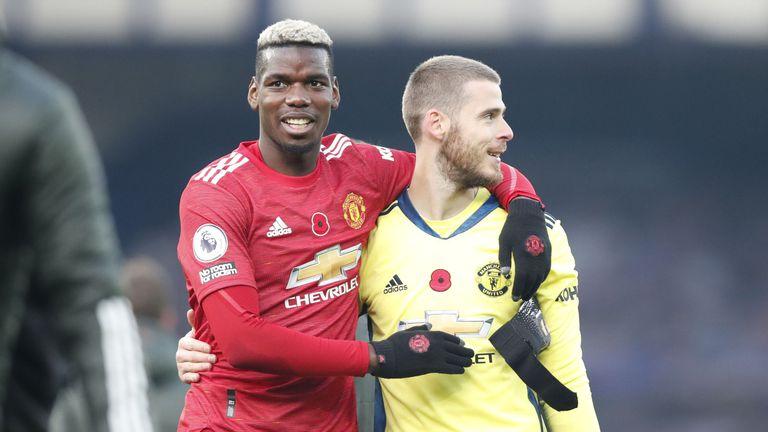 Ман Юнайтед продава Де Хеа, за да преподпише с Погба
