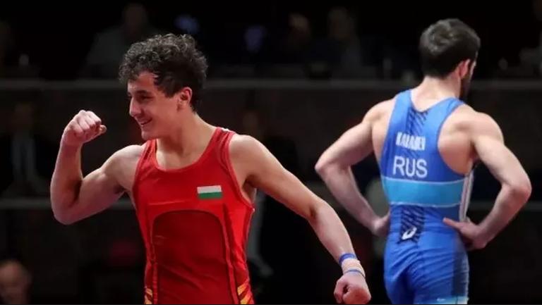 Едмонд Назарян ще гони олимпийска квота в София