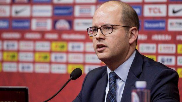 Шеф във ФИБА с ласкави думи за Барчовски, Везенков и националния