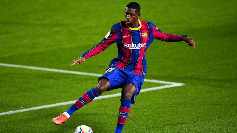 Дембеле разкри кой е могъл да направи трансфера му в Барселона труден
