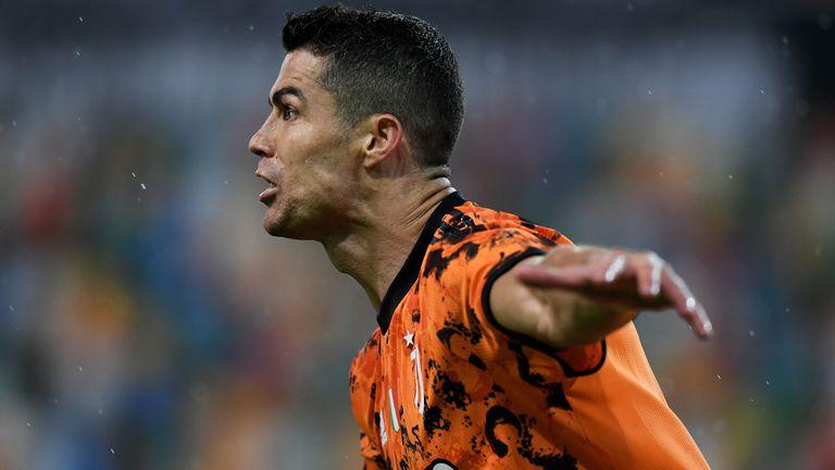 Роналдо изработи късен обрат и възкреси отчайващ Ювентус срещу Удинезе (видео)