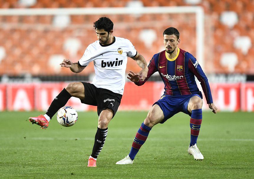 Валенсия - Барселона (2-05-21)