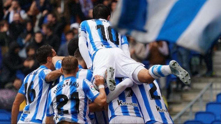 Реал Сосиедад измести Атлетико (видео)