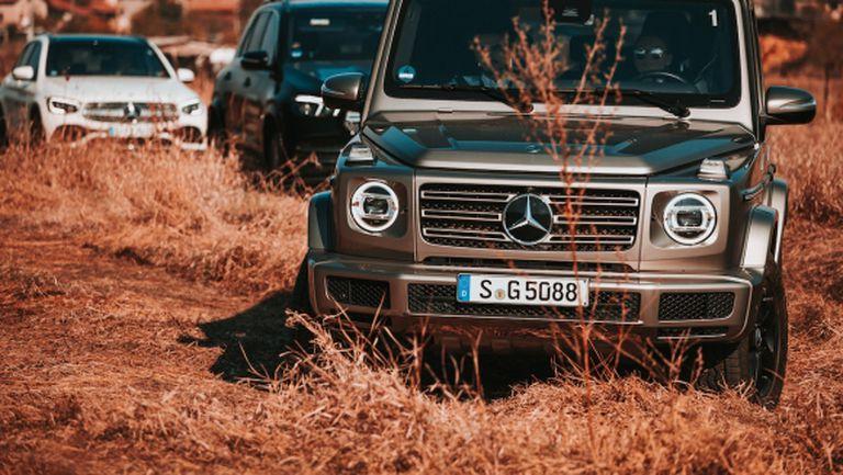 Mercedes-Benz Star Experience отново гостува в България