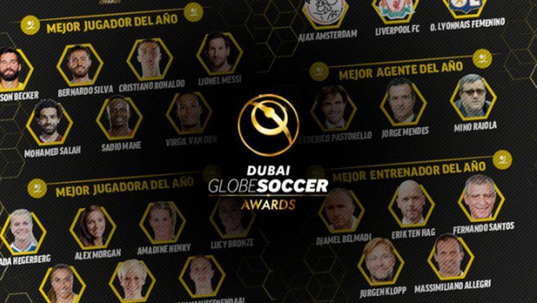 """Седмина футболисти спорят за званието """"най-добър"""" на Globe Soccer Awards"""