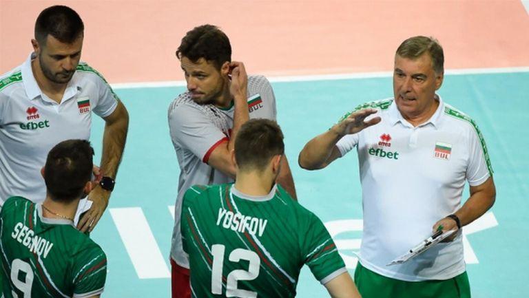 България започва срещу Франция на олимпийската квалификация в Берлин
