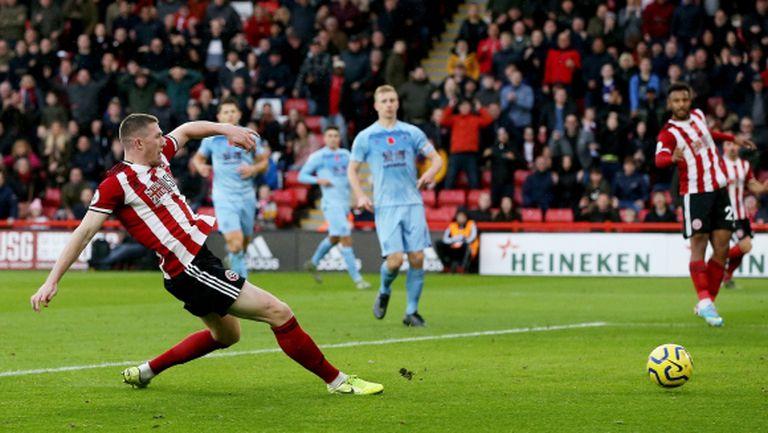 Впечатляващото представяне на Шефилд Юнайтед продължава (видео)