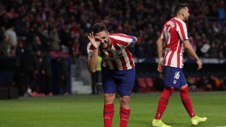 Атлетико се доближи до Барса и Реал Мадрид (видео)