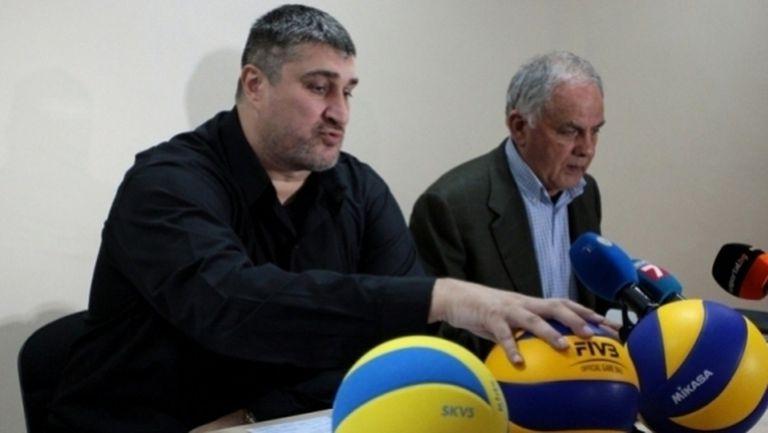 Извънредно Общо събрание във волейбола, искат да изгонят Любо Ганев