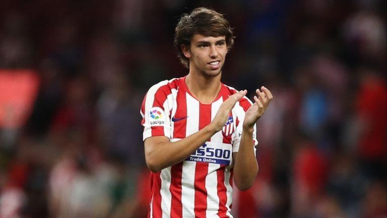 Жоао Феликс грабна приза Golden Boy за най-добър млад футболист в Европа
