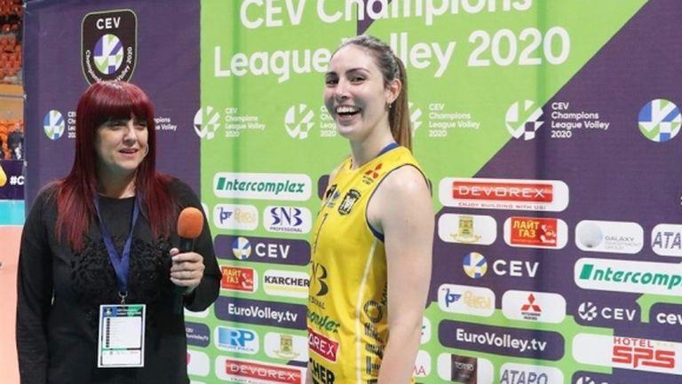Лора Китипова: Справихме се много добре (видео)