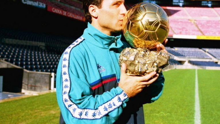 Стоичков се върна към звездния си миг от 1994 г.